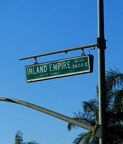 Inland Empire Travel Guide At Wikivoyage
