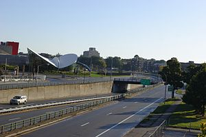 Inner Loop (Rochester) - The former portion of the Inner Loop east of Downtown