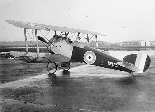 Insall A J Collection; Sopwith F.1 Camel Q63822.jpg