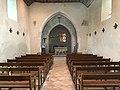 Intérieur de l'église Saint-Maurice de Saint-Maurice-de-Beynost en septembre 2018 - 34.JPG