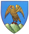 Coat of arms of Județul Argeș