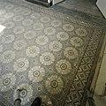 Interieur, detail van de tegelvloer van de serre - Beek en Donk - 20388481 - RCE.jpg