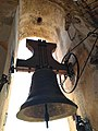 Interior del campanar de Riudoms 03.jpg