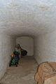 Interior del refugi antiaeri de la guerra civil de Xàbia.JPG