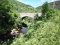 Intres (Ardêche, Fr) Pont sur l'Eyrieux.JPG