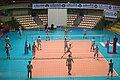 Iran men's national volleyball team in training, 30 December 2019 14.jpg