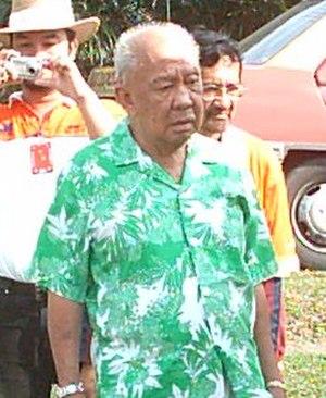 Iskandar of Johor - Image: Iskandar 2006cropped