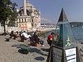 Istanbul ortaköy sahili çay bahçelerinden maaşımızı denizinden midyelerimizi çıkardığım çocukluğum by ismail soytekinoğlu - panoramio.jpg