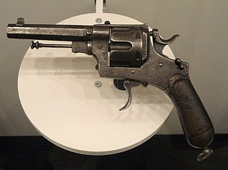 Bodeo Model 1889 - A Bodeo Model 1889, with folding trigger.