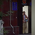 Ivan Golunov leaves Russian Head Investigative Department's office in Moscow on June 11, 2019 (1).jpg