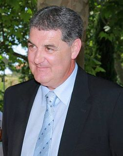 Croatian politician, former mayor of Split