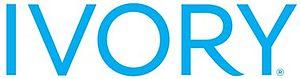 Ivory (soap) - Image: Ivory logo 2010s