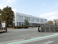 Izuhakone Railway Head Office.JPG