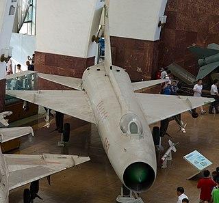 Shenyang J-8 Chinese interceptor aircraft family
