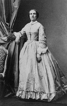 Julie Victoire Daubié en 1861 (Wikipédia)