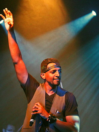 """J. Ivy - J. Ivy Live at his """"HERE I AM"""" Book Concert in New York, NY on July 25, 2012"""