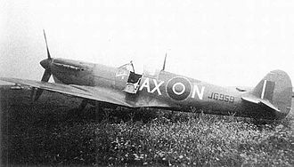 1 Squadron SAAF - Spitfire Mk. Vc of 1 Squadron SAAF