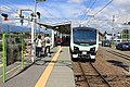 JR East HB-E300 Resort View Furusato at Hotaka Station 20101002c.jpg