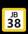 JR JB-38 station number.png