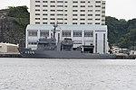 JS Enshū(AMS-4305) left side view at JMSDF Yokosuka Naval Base April 30, 2018.jpg