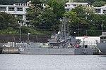 JS LC No.2(LC-2002) left rear view at JMSDF Yokosuka Naval Base April 30, 2018.jpg
