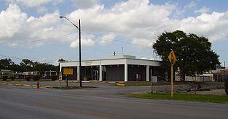 Jacinto City, Texas - Jacinto City City Hall