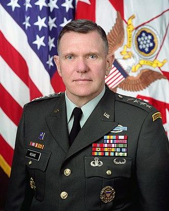 Jack Keane - General Jack Keane in 1999
