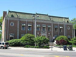 Jacob A. Riis Park Fieldhouse