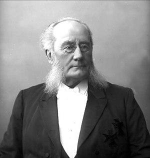 Jacob Thurmann Ihlen - Jacob Thurmann Ihlen, photographed by Gustav Borgen