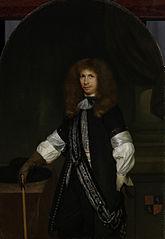 Portrait of Jacob de Graeff (1642-90), in the uniform of an officer