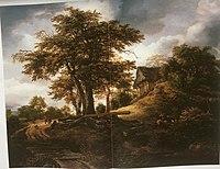 Jacob van Ruisdael - The Cottage under the Tree.jpg