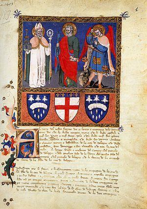 Jacopo di Paolo - Jacopo di Paolo. Statuti dell'Arte della Seta, 1380 ca, Bologna, Archivio di Stato
