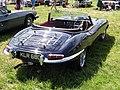 Jaguar E Type Roadster 4.2 Series 1 1966 (14374558682).jpg