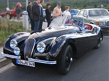 jaguar xk 120 – wikipedia