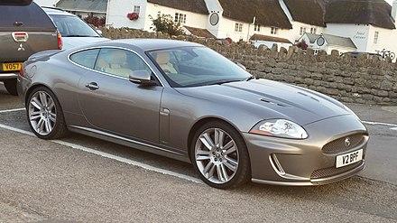 Jaguar XK - Wikiwand