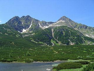 Fatra-Tatra Area