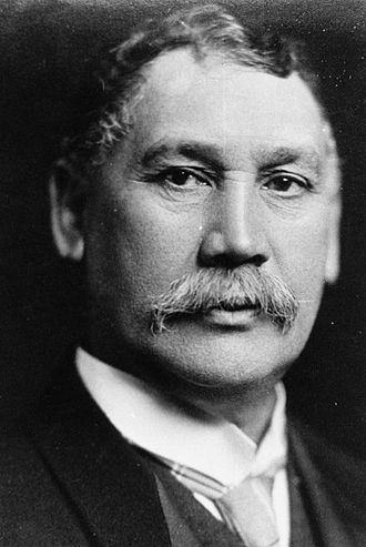 Māori politics - James Carroll, member of the Liberal Party