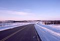 James Bay road in the winter - panoramio.jpg