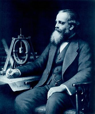 Electromagnetic radiation - James Clerk Maxwell