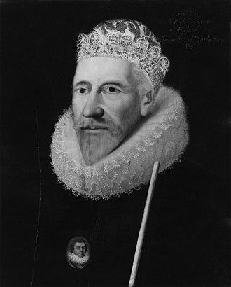 Earl of Marlborough - James Ley, 1st Earl of Marlborough