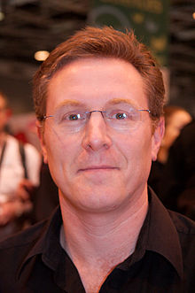 James Lovegrove 20080315 Salon du livre 1.jpg