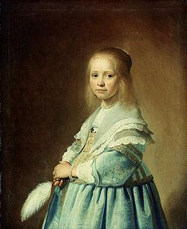 Jan Cornelisz Verspronck - Portret van een meisje in het blauw.jpg