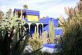 Jardin Majorelle (Marrakesch, Marokko) 04.jpg