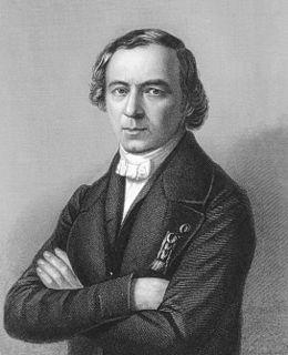 Jean-Baptiste Dumas French chemist