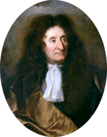 Portrait by Hyacinthe Rigaud (private collection)