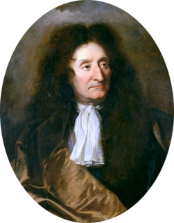 Jean de La Fontaine French poet, fabulist and writer (1621-1695)