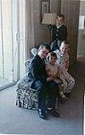 Jeb, Dorothy, Neil and Marvin Bush. Christmas 1961.jpg