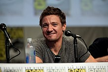 Jeremy Renner American actor