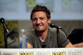 Jeremy Renner - Renner at the 2014 San Diego Comic-Con International