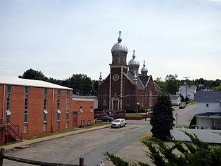 Jermyn, Pennsylvania Borough in Pennsylvania, United States